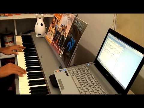 陶晶瑩 - 我不祝福(Piano Cover)