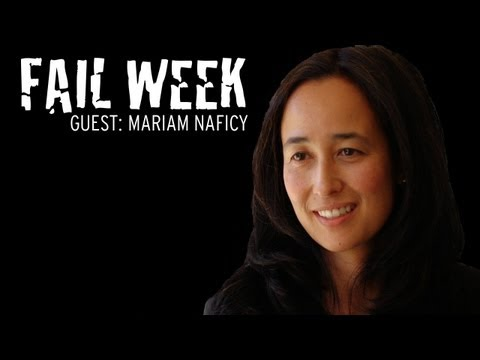 Fail Week: Minted's Mariam Naficy on Being Trashed by the Press ...