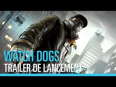 Watch_Dogs - Trailer de lancement - YouTube