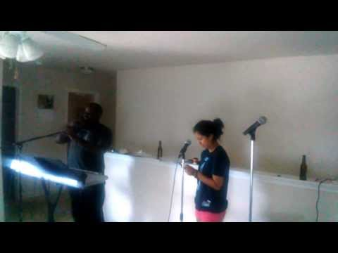 Performing a Cover Of Someone Like You