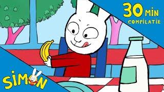Simon - Compilatie Nieuwe Afleveringen #4 [Officieel kanaal] Cartoon voor kinderen