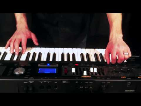Roland V-Combo VR-09: Loops, Tweaks, and Effects