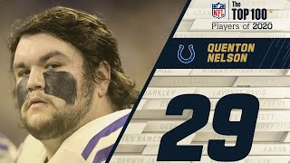 #29: Quenton Nelson (OL, Colts) | Top 100 NFL Players of 2020