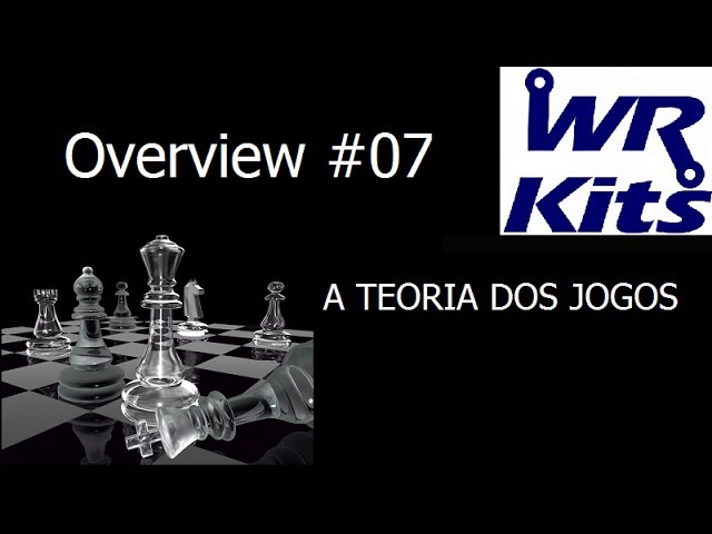 A TEORIA DOS JOGOS - Overview #07