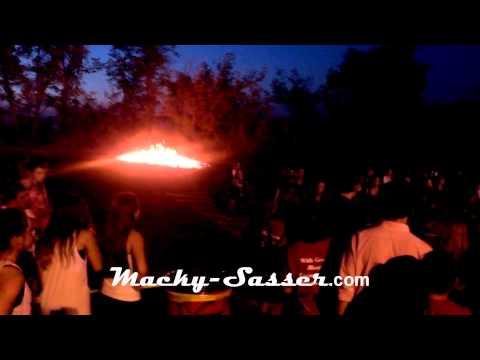 Homecoming P-Rade and Bonfire