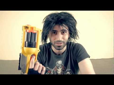 Repeat youtube video Illegal Nerf Gun Mod