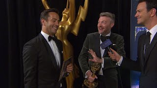 70th Emmy Awards: Backstage LIVE! with William Bridges and Charlie Brooker