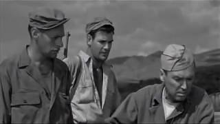 The Mountain Road 1960 Starring James Stewart Harry Morgan