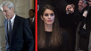 Mueller's team interviews Hope Hicks for TWO DAYS – as Russian attempts to contact her