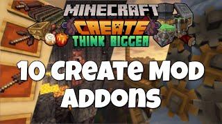 10 Create Mod Addons