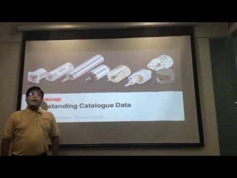 Understanding Portescap's Catalogue Data