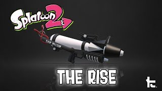Splatoon 2 - The Rise of Kensa Splattershot Pro (Rank X)