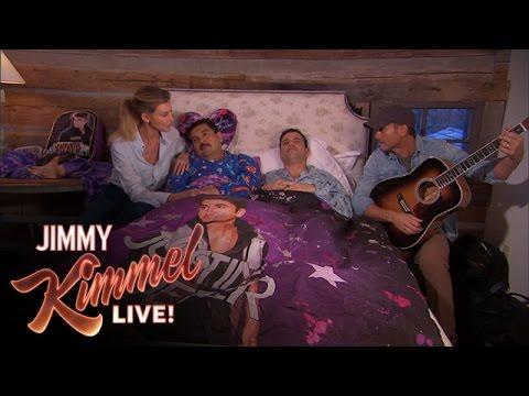 Jimmy Kimmel Sleepover with Faith Hill & Tim McGraw