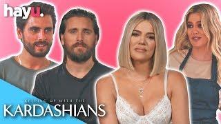 Scott Disick & Khloé Kardashian's Funniest Moments | Keeping Up With The Kardashians