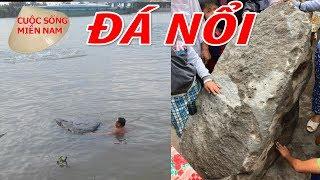 Đá Nổi Trên Mặt Nước phát hiện Ở Miền Tây | Nam Việt