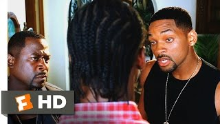 Bad Boys II (2003) - Intimidating Reggie Scene (6/10)   Movieclips