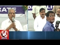 Accident Free Day: Kota Srinivasa Rao And Babu Mohan On Road Safety