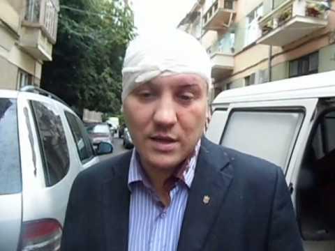 Назара Горука побили битами