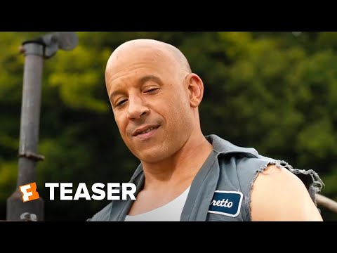 Fast and Furious 9 Teaser Trailer 2020