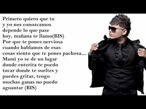 Farruko - Mañana Te Llamo oficial  (VIDEO LETRA)