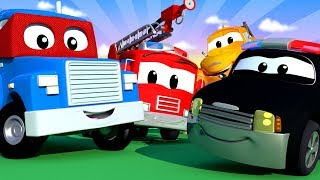 Thành phố xe – phim hoạt hình dành cho thiếu nhi - Live Steam