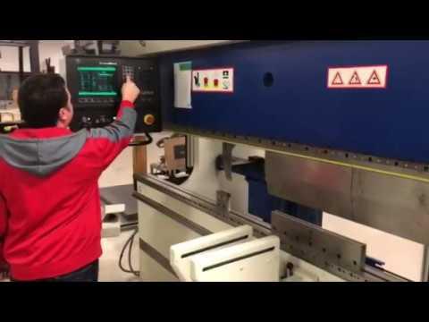 Trumpf 144 Ton x 10' V130 6-Axis CNC Press Brake