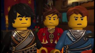 The Art of the Silent Fist - LEGO NINJAGO - Season 3, Full Episode 2