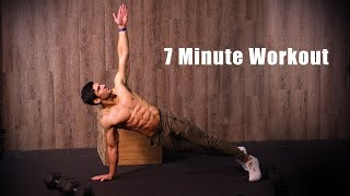 7 Minute Workout Song   Tabata Songs
