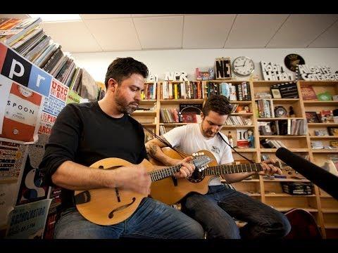 Frank Turner: NPR Music Tiny Desk Concert