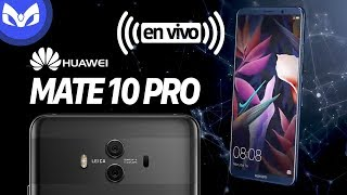 HUAWEI SE BURLA DE APPLE Y SAMSUNG RETRANSMITIDO ESPAÑOL #HuaweiMate10