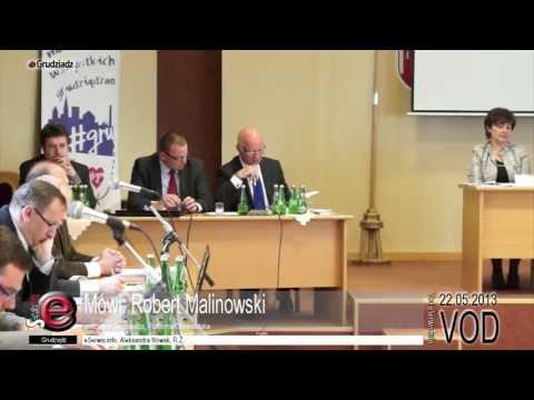 XXXVI sesja Rady Miejskiej Grudziądza - pełna relacja