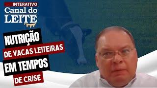 Nutrição de Vacas Leiteiras em tempos de Crise - CL Interativo 06/09/2021