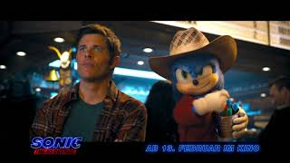SONIC | TV SPOT – ADVENTURE 15 | DE HD