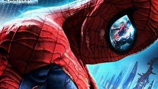 Spiderman Edge of Time Full Movie Pelicula Completa Español All Cutscenes