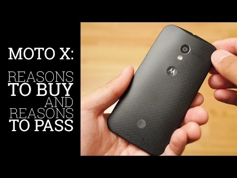 Moto X - 6 Reasons To Buy And 6 Reasons To Pass - Smashpipe Tech
