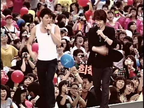 SMTOWN_BOOM BOOM(SUNG BY TVXQ!, Super Junior, SHINee)_MUSIC VIDEO