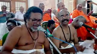 THIRUVASAGAM  MUTTROTHAL திருவாசகம் முற்றோதல் 25-11-2018,ஸ்ரீ ஞானானந்த நிகேதன் , திருக்கோயிலூர்