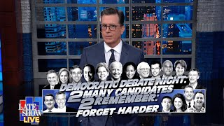 Stephen Colbert's LIVE Monologue Part 1: A Whole Lot Of Delaney Fans