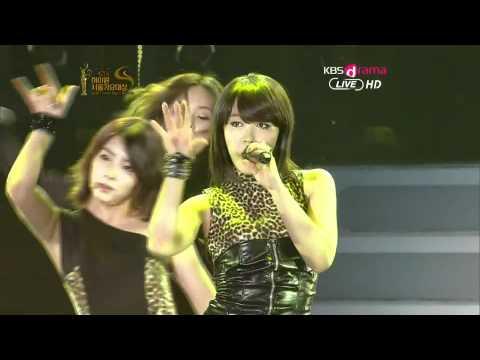 120119 4Minute - Mirror Mirror [Live - KBSJoy The 21st Seoul Music Awards]