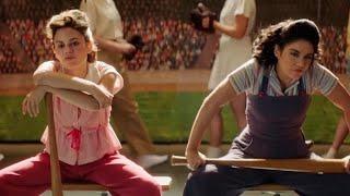 Drunk History: Vanessa Hudgens and Rachel Bilson Reenact A League of Their Own (Exclusive)
