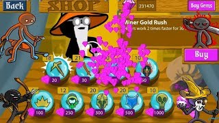 Stick War Legacy - HACK Unlimited Gems - Unlocked New Avatar (Giant Avatar) - Android GamePlay