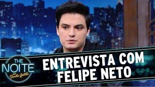 The Noite Com Danilo Gentili - Entrevista com Felipe Neto