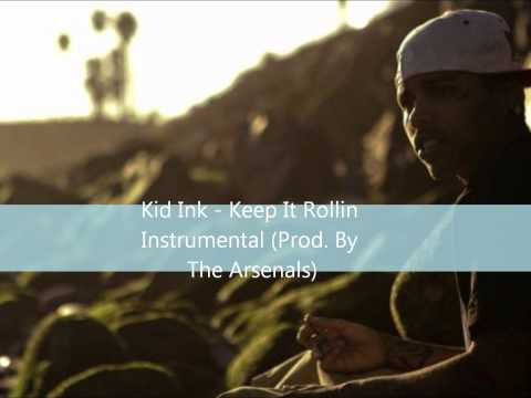 Kid Ink - Keep It Rollin Instrumental (Prod. By The Arsenals)