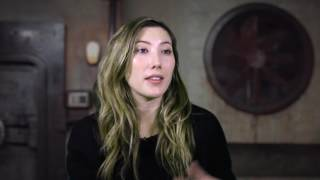 "Dichen Lachman - ""What made you want to be part of WebCam?"""