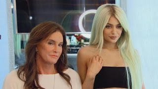 Watch Kylie Jenner Coach Caitlyn Jenner On Her 'Camera-Ready' Look