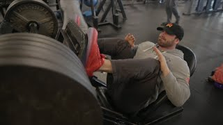 How to use the leg press properly   Bradley Martyn