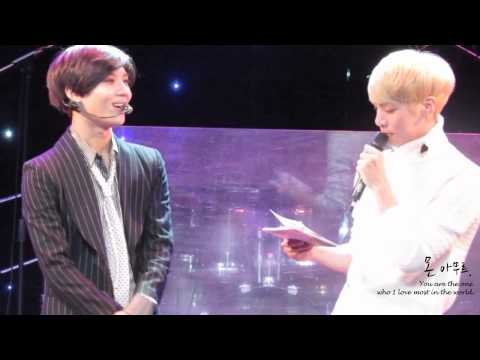 141021 MBC Blue Night Jonghyun 푸른밤, 종현입니다 가을감사제 - 태민 TAEMIN Talk 1 (720p)