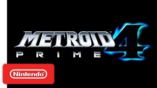 Metroid Prime 4 - First Look - Nintendo E3 2017