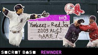 Aaron Boone's Game 7 walk-off home run deserves a deep rewind | Yankees-Red Sox ALCS 2003