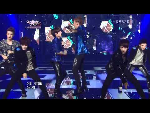 (120615)(HD) EXO-K - MAMA (Goodbye Stage)